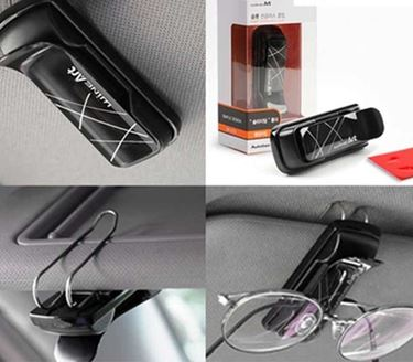 Picture of Autoban Wineart Slot Car Sunglass holder - Clip On
