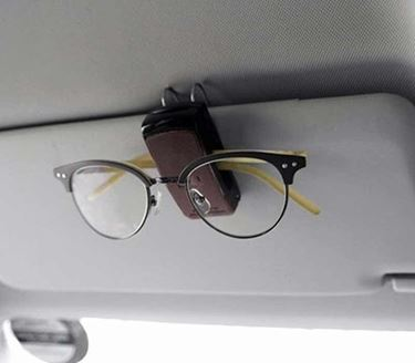 Picture of Autoban Wineart Classy Car Sunglass Holder - Clip On
