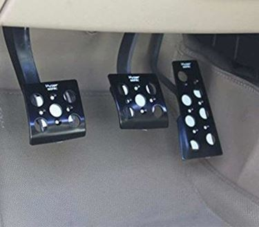 Picture of Hypersonic racing pedal cover