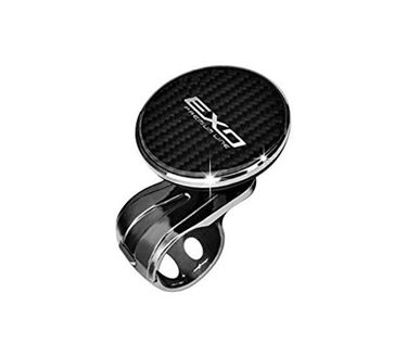 Picture of EXO Black Real Carbon Power Handle Steering Knob
