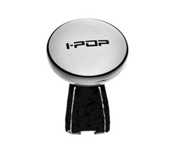 Picture of iPOP Silver Car steering Power Handle Spinner Knob
