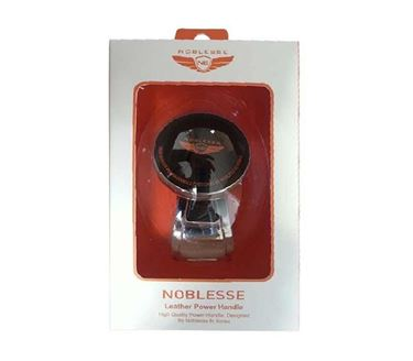Picture of Noblesse Leather power handle - Black