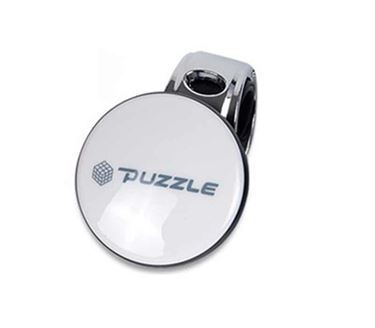 Picture of Puzzle Car Steering Power Handle Spinner Knob - White