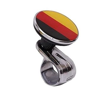 Picture of Flag Power Handle Car Steering Knob - Style 1