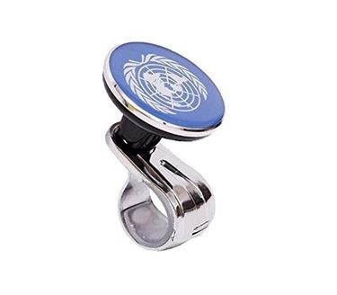 Picture of Flag Power Handle Car Steering Knob - Style 2