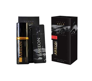 Picture of Areon Car Perfume Gold - 50 ml