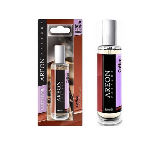 Picture of Areon Coffee Car Perfume with Spray (35 ml)