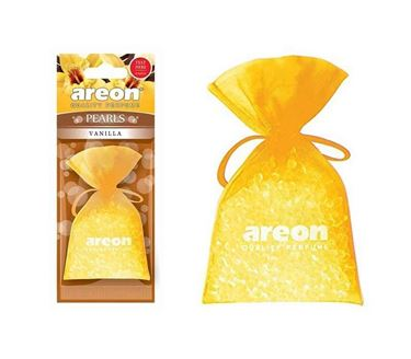 Picture of Areon Pearls Vanilla Car Air Freshener Pearls (25g )