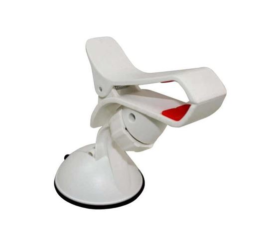 Picture of Car Stand Windshield Mount-White Mobile Holder