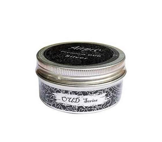 Picture of Airpro - Luxury Oud Car Air Freshener Perfume - Silver