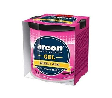 Picture of Areon Bubble Gum Gel Air Freshener (80g)