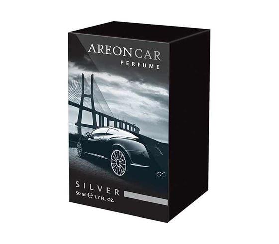 Picture of Areon Car Perfume Silver - 50 ml