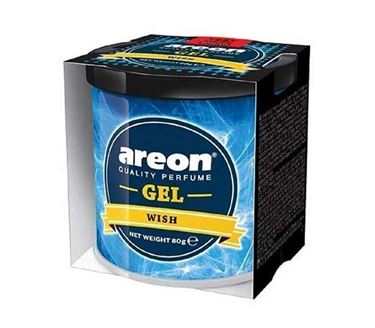 Picture of Areon Wish Gel Air Freshener (80g)