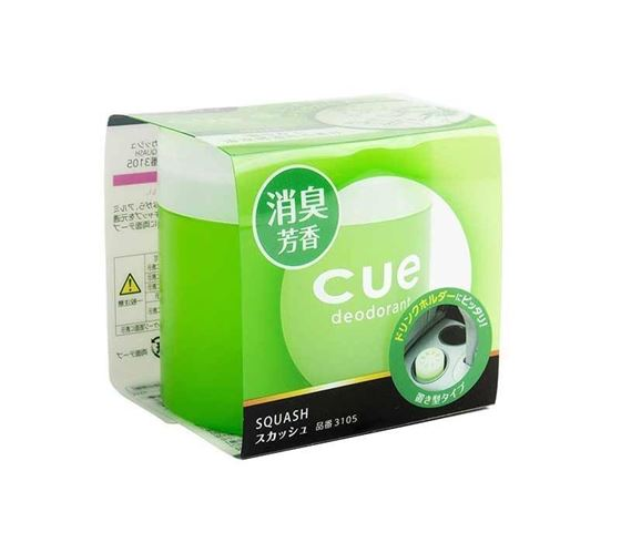Picture of Carall Cue Gel Car Perfume 110g - Squash (Made in Japan)