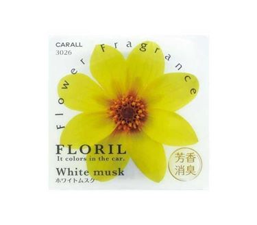 Picture of Carall Floril White Musk Car Air Freshener