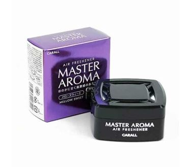Picture of Carall Master Aroma Mellow Sweet Scent Car Air Freshener (55 ml) Gel