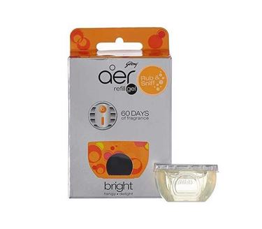 Picture of Godrej Aer Click Bright Tangy Delight Air Freshener Refill (10g)