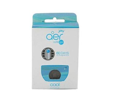 Picture of Godrej Aer Click Cool Surf Blue Air Freshener Refill (10 g)