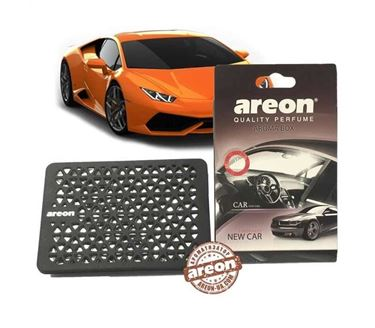 Picture of Areon Aroma Box (under the seat) Air freshener - New Car
