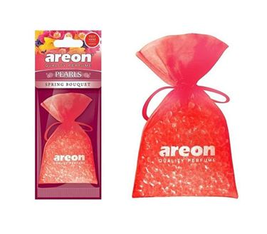 Picture of Areon Pearls Spring Bouquet Car Air Freshener (25g )