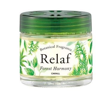 Picture of Carall Relaf Natural Oil Botanical Car Perfume 75g - Leafy Terrace