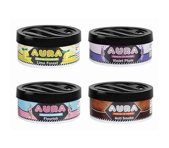 Picture of ULS Aura Car Perfume (50gm) - SET OF 2