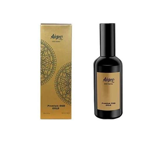 Picture of Airpro Luxury OUD Gold Spray Fragrance