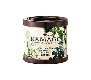 Picture of Carall Ramage Fragrance Car Air Freshner 80g - Glamorous Herbs