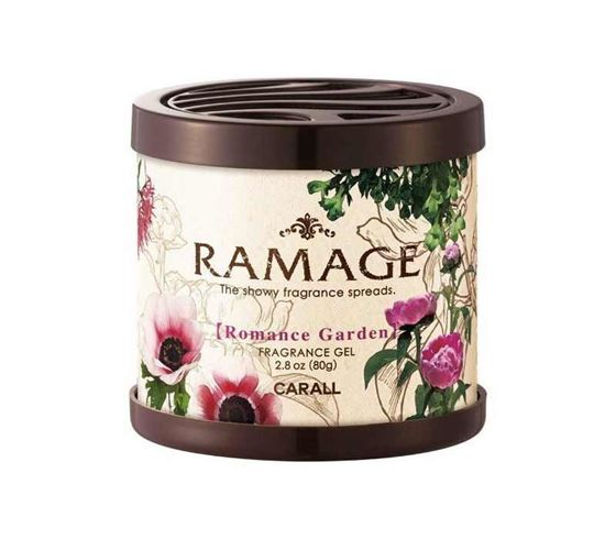 Picture of Carall Ramage Fragrance Car Air Freshner 80g - Romance Gardern