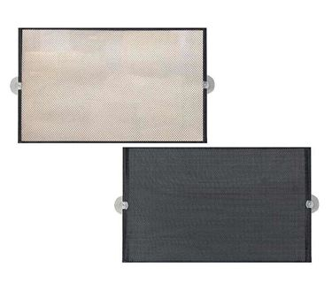 Picture of Universal Stick on Curtain For Car Windows Set of 4Pcs