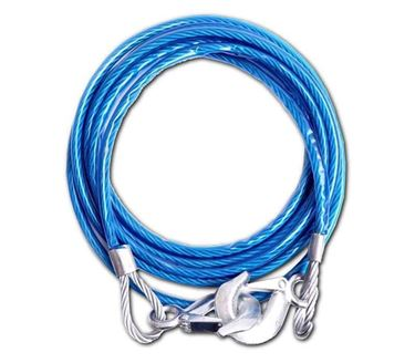 Picture of Emergency Tow Pull Rope Snatch Strap for Car (8mm x 4m, 3000kgs)
