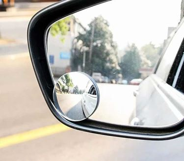 Picture of i-Pop Flexible Car Blind Spot Convex Side Rear View Mirror