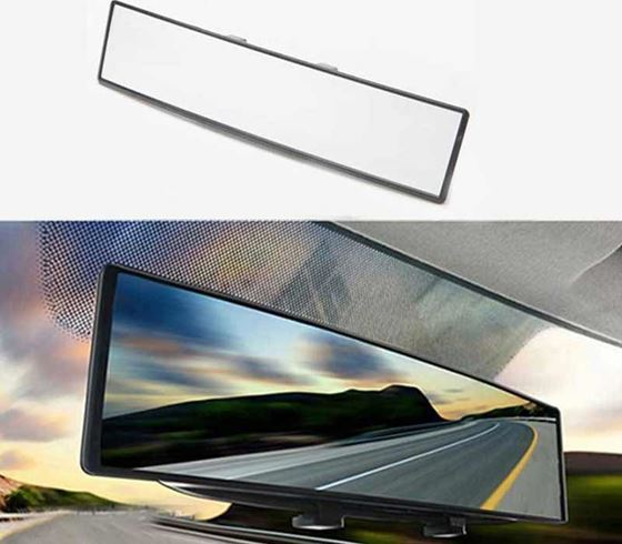 Picture of Ipop Flat Room Wide Angle Rear View Mirror Glass