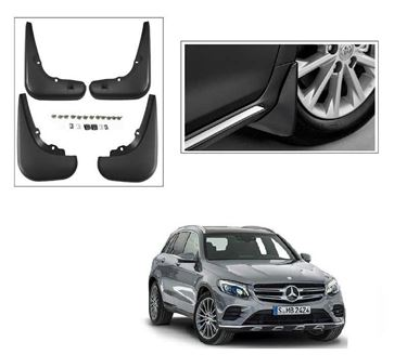 Picture of Mud Flap for Mercedes-Benz GLC