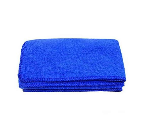 Picture of Microfiber Car Cleaning Duster - 250GSM Towel Cloth (Single Piece Assorted Color)