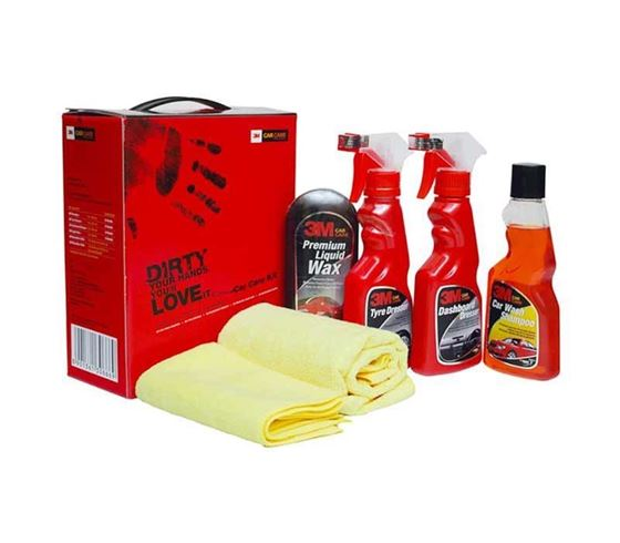Picture of 3M Complete Car Care Kit - Large
