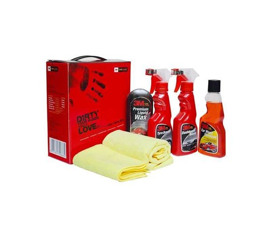 Picture of 3M Complete Car Care Kit-Large