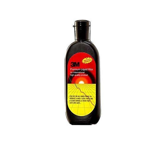 Picture of 3M Premium Liquid Wax, 100 ml