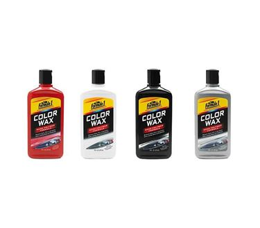 Picture of Formula 1 Colour Wax - 473 ml (Red,White,Black,Silver)
