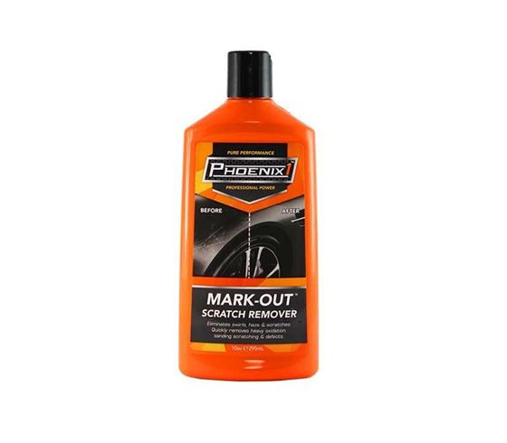 Picture of Phoenix1 Mark-Out Scratch Remover Solution for Cars and Bikes (295ml)