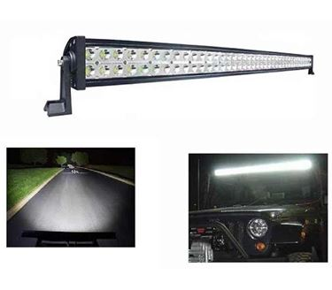 Picture of 105cm (42 Inch) Double Row Waterproof LED Flood Bar Fog Light with Mounting Brackets (240W)