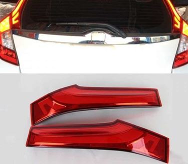 Picture of New Honda WRV Reflector Matching Red Lens LED Lights Rear Side Pillar Tail Brake Lamps