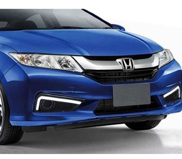 Picture of Honda City 2016 DRL straight light