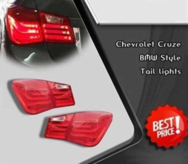 Picture of Chevrolet Cruze BMW Style Tail lights