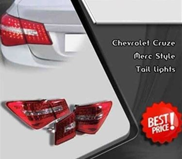 Picture of Chevrolet Cruze Merc Style Tail lights