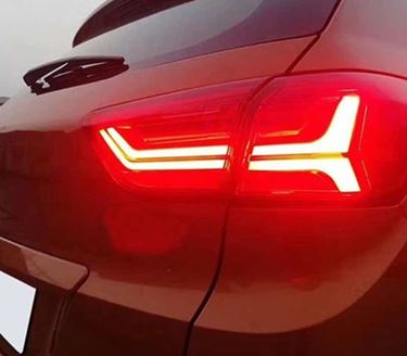 Picture of Hyundai Creta Tail Light Moving Indicator with Wiring 2015-19
