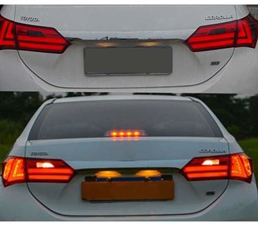 Picture of Toyota Corolla Altis 2016-17 Tail Light