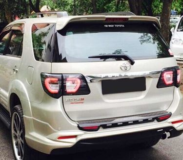 Picture of Toyota Fortuner Tail Lamp