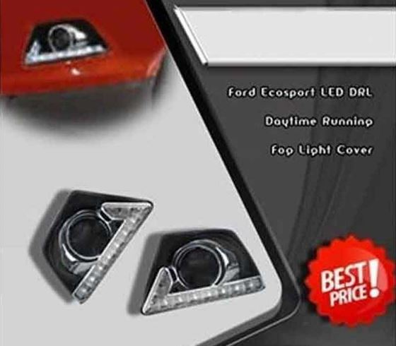 Picture of Ford Ecosport LED DRL Daytime Running Fog Light Cover