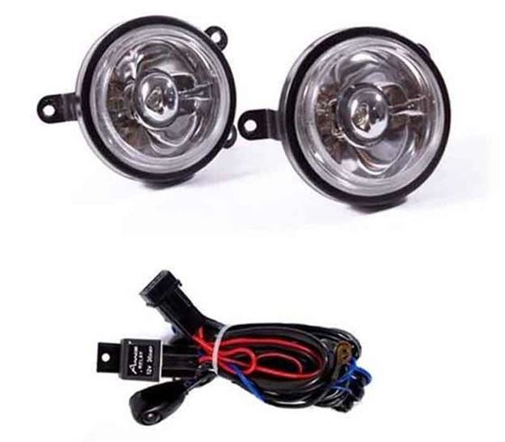 Picture of Ford Figo Fog Light Lamp Set of 2 Pcs. With Wiring
